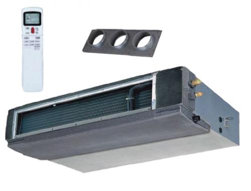 FISHER FSLIF-363AE3 / FSOIF-363AE3-3F  Inverteres légcsatornázható split klíma